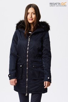 0d9c55d211905 Regatta Alesha Edit Lucasta Waterproof Parka