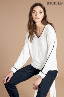 Baukjen White Jilly Top