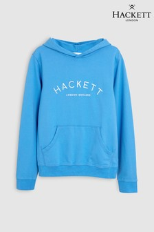 Hackett Kids Blue Mr Classic Hoody