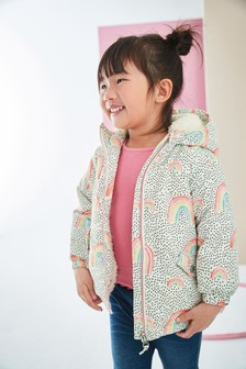 Rainbow Print Jacket (3mths-7yrs)