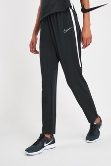Clothing, Shoes & Accessories 18 Papaya Tracksuit Bottoms Leisure Trousers Black With White Stripe 31 Inch Leg