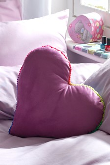 Velvet Shaped Cushion