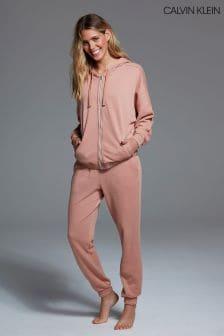 Calvin Klein Pink Sparkle Jogger