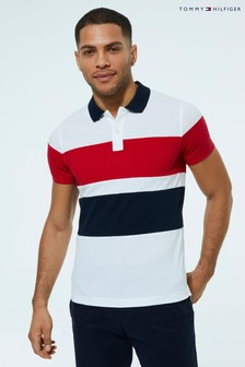 Tommy Hilfiger Slim Stripe Polo