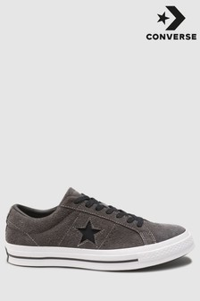 Converse Suede Dark Star Trainer