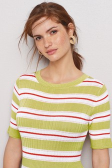 7fe65743c382a8 Womens Striped Jumpers