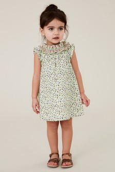 Ruffle Dress (3mths-7yrs)