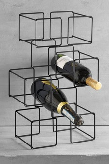 Geometry Wine Rack