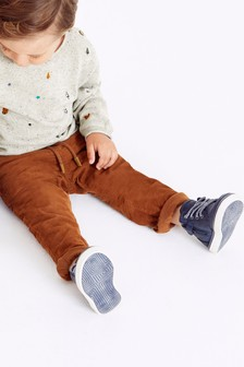 Pull-On Lined Cords (3mths-7yrs)