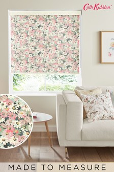 Cath Kidston Grey Painted Daisy Multi Made To Measure Roller Blind