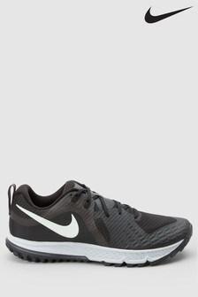 f736678f4e7a Čierne tenisky Nike Trail Air Zoom Wild Horse