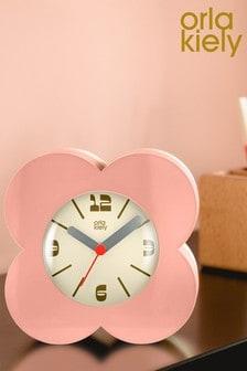 Orla Kiely Floral Alarm Clock