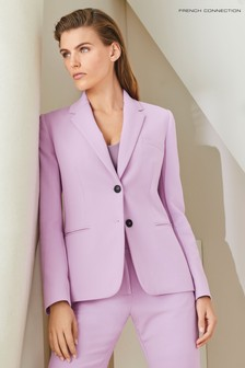 French Connection lila blazer