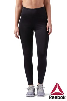 Reebok Black High Waisted Tight