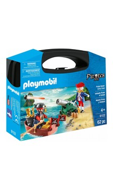 Playmobil® Treasure Raider Carry Case