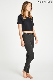Jack Wills Charcoal Redbrook Legging