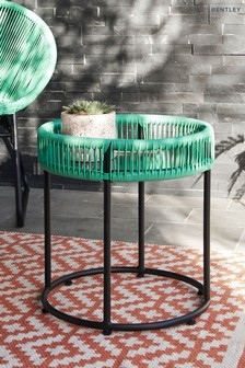 Zanzibar Tray Table By Charles Bentley