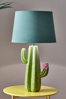 Cactus Table Lamp Base Only