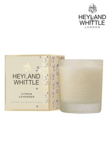 Heyland & Whittle Citrus Lavender Candle