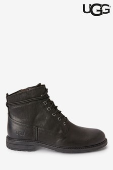 UGG® Mens Morrison Lace-Up Biker Boots