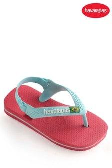 Havaianas® Baby Brasil Flip Flop