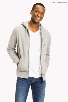 Tommy Hilfiger Grey Zip Hoody