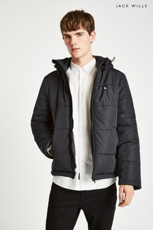 Jack Wills Black Breckwood Jacket