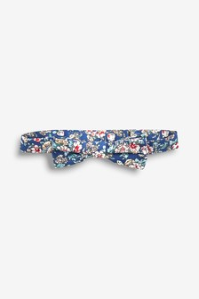 Floral Bow Tie (1-16yrs)