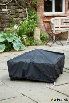 Square Fire Pit Cover by La Hacienda