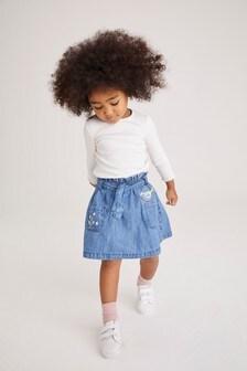 Tie Belt Character Skirt (3mths-7yrs)