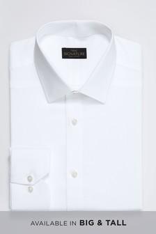 Signature Cutaway Collar Shirt