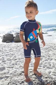 Sunsafe Swimsuit (3mths-7yrs)