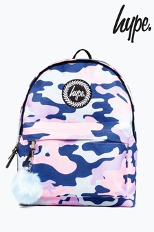 Hype. Dunk Camo Backpack