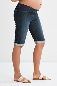 Maternity Knee Shorts