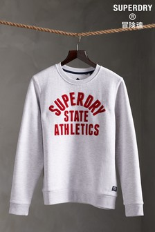 Superdry Limited Edition Graphic Crew Sweatshirt