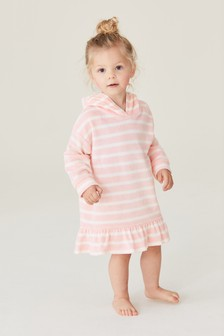 Towelling Dress (3mths-7yrs)