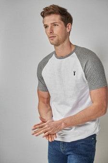 Tričko s raglánovým rukávom