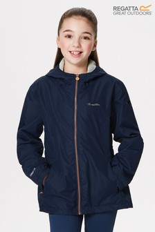 Regatta Navy Jacobina Regatta Waterproof Jacket