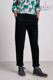 Seasalt Black Waterdance Trouser Black