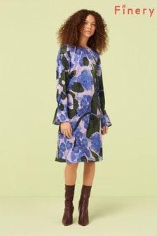 Finery London Jessi Bedrucktes Etuikleid, mehrfarbig