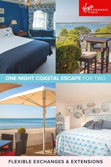 One Night Coastal Escape For Two Gift Experience by Virgin Experience Days