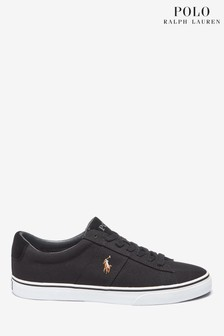 Polo Ralph Lauren Sayer Canvas Trainer