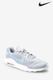 791f71278289 Nike Grey Air Max Oketo Youth