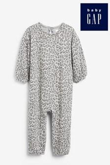 Gap Baby Leopard Print Sleepsuit