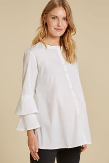 Isabella Oliver Rochelle Maternity Shirt