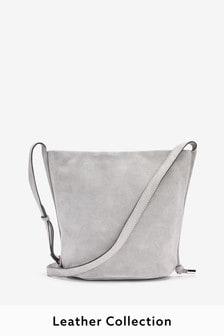 Timeless Bucket Across-Body Bag