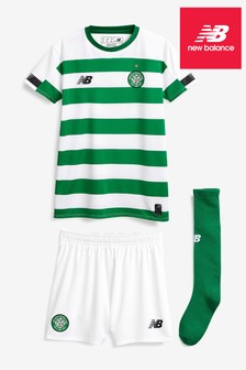 New Balance Celtic FC 19/20 Infant Mini Kit