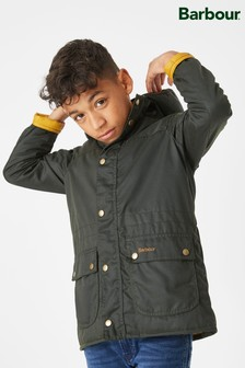 Barbour® Sage Durham Boys Jackets