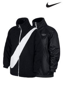 Nike Swoosh Reversible Sherpa Jacket