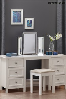 Harbour Dressing Table by Julian Bowen
